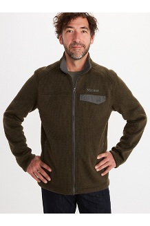 Men's Poacher Pile Jacket, Oatmeal Heather, medium