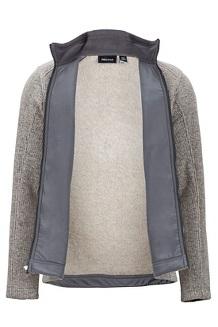 Men's Poacher Pile Jacket, Oatmeal Heather, medium