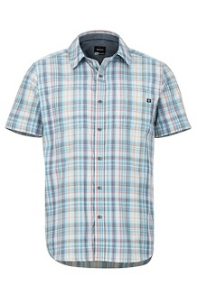 Highpark SS Shirt, Celestial Blue, medium