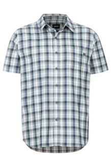 Kingswest SS Shirt, Platinum, medium
