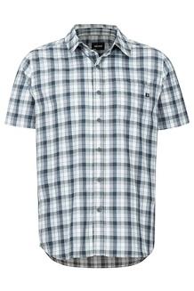 Kingswest SS Shirt, Platinum, medium