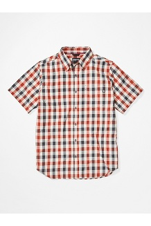 Kingswest SS Shirt, Picante, medium