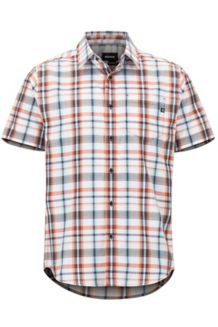 Lykken SS Shirt, Desert Red, medium