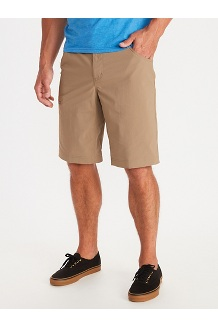 Men's Arch Rock Shorts, Desert Khaki, medium