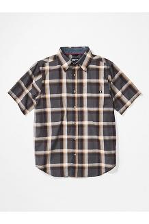 Meeker SS Shirt, Dark Steel, medium