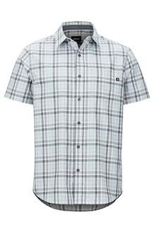 Meeker SS Shirt, Bright Steel, medium