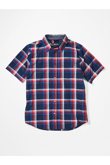 Meeker SS Shirt, Arctic Navy, medium