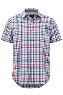 Meeker SS Shirt, Skyrise, medium