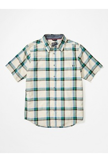 Meeker SS Shirt, Moonbeam, medium