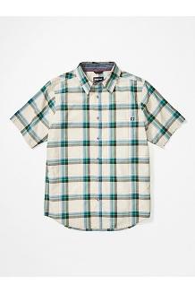 Meeker SS Shirt, Moonbeam, medium