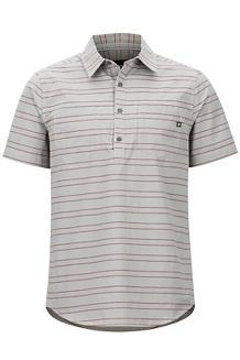 Euclid SS Shirt, Bright Steel, medium