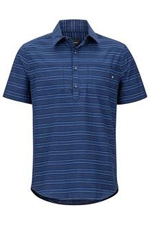 Euclid SS Shirt, Arctic Navy, medium