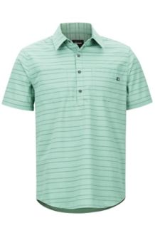 Euclid SS Shirt, Pond Green, medium