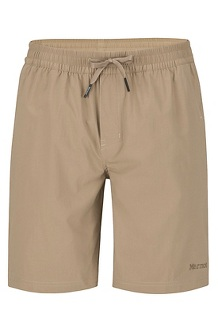 Men's Allomare Shorts, Desert Khaki, medium
