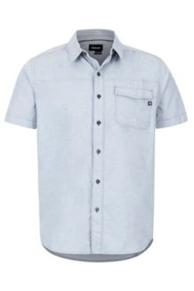 Tumalo SS Shirt, Steel Onyx, medium