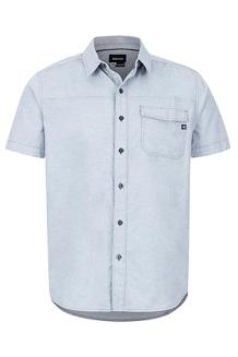 Tumalo SS Shirt, Steel Onyx, medium