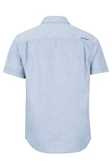 Tumalo SS Shirt, Arctic Navy, medium