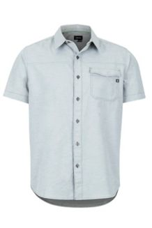 Tumalo SS Shirt, Crocodile, medium