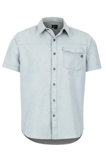 Tumalo SS Shirt, Crocodile, medium