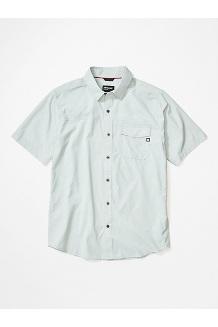 Tumalo SS Shirt, Crushed Mint, medium