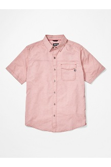 Tumalo SS Shirt, Picante, medium
