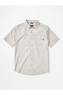 Tumalo SS Shirt, Light Khaki, medium
