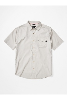 Tumalo SS Shirt, Light Khaki, medium