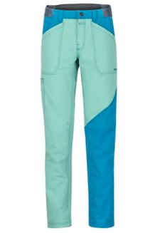 Northsyde Pants, Pond Green/Turkish Tile, medium