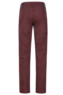 Northsyde Pants, Burgundy, medium