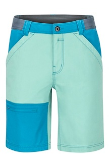 Northsyde Shorts, Pond Green/Turkish Tile, medium