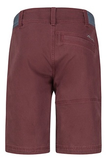 Northsyde Shorts, Burgundy, medium
