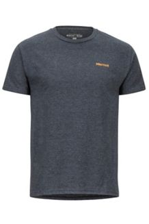 Vallemar SS Tee, Charcoal Heather, medium