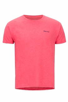 Vallemar SS Tee, Red Heather, medium