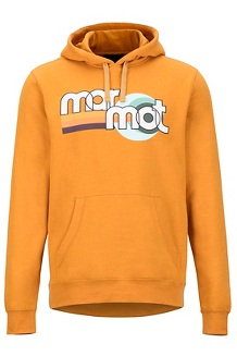 Ryms Hoody, Aztec Gold Heather, medium