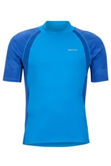Reflects Top, French Blue/Surf, medium