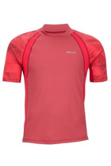 Reflects Top, Sienna Red/Tomato, medium