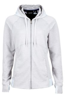 Wm's Reese Hoody, Bright Steel, medium