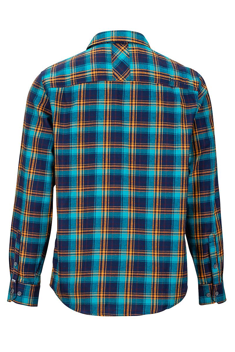 Men's Anderson Lightweight Flannel Long Sleeve Shirt