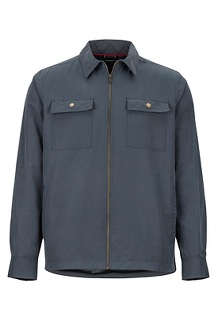 Men's Killarney Jacket, Dark Steel, medium