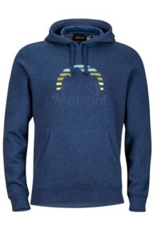 Siege Hoody, Vintage Navy Heather, medium
