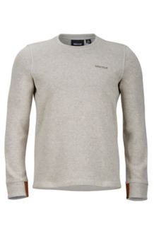 Callen Crew LS, Sandstorm Heather, medium