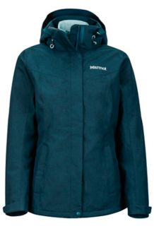 Wm's Regina Jacket, Deep Teal, medium