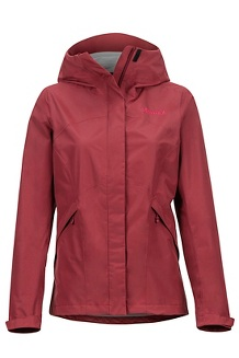 Women's Phoenix EVODry Jacket, Claret, medium