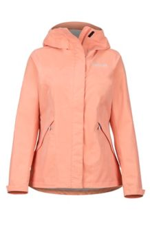 Women's Phoenix Jacket, Coral Pink, medium