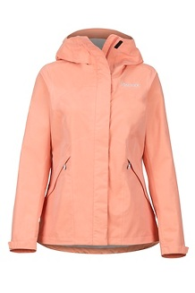 Women's Phoenix EVODry Jacket, Coral Pink, medium
