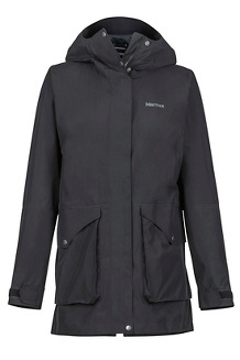 Women's Wend Jacket, Black, medium