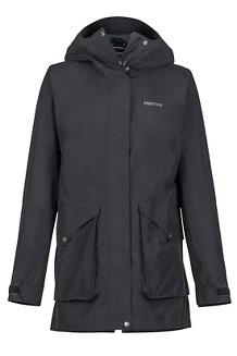 Women's Wend Jacket, Black, medium