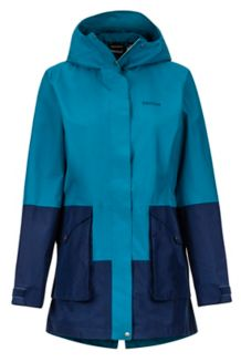 Women's Wend Jacket, Late Night/Arctic Navy, medium