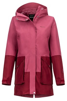 Women's Wend Jacket, Dry Rose/Claret, medium