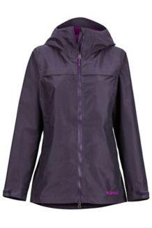 Women's Tamarack Waterproof Jacket, Purple, medium